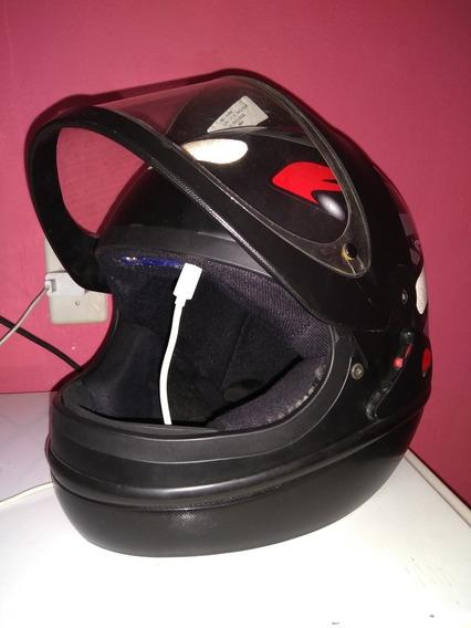 Capacete Com Bluetooth E Mp3 San Marino