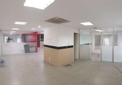 Sala Comercial 245m² 5 Vagas Centro Alphaville - Sa0265