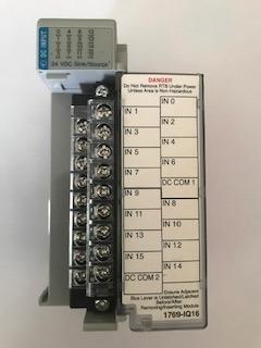 Compact I/o - Modulo De Entrada 16 Pontos