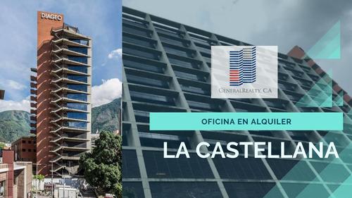 Imagen 1 de 14 de Oficina En Alquiler La Castellana 237 M2