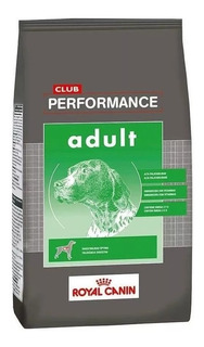 Club Performance Perro Adulto X 15 Kg