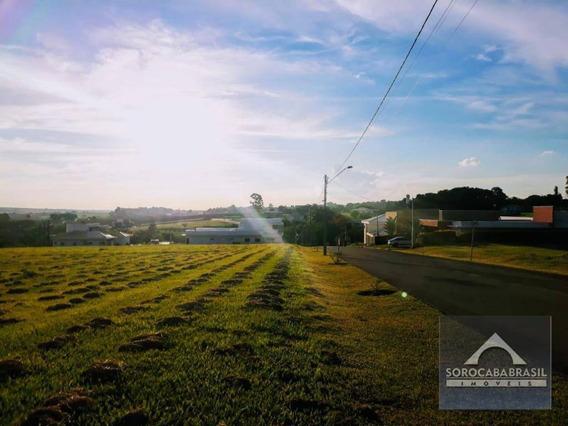 Terreno À Venda, 1000 M² Por R$ 130.000,00 - Condominio Residencial Dacha Sorocaba - Sorocaba/sp - Te0115