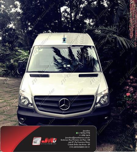 Imagem 1 de 15 de M. Benz Sprinter Cdi 415 Ano 2018 Exec Cpmpleta Jm Cod.1304