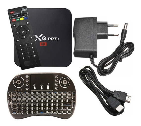 Converter Smart Tv Tx9 1gb Ram Ddr3 8gb Rom +teclado