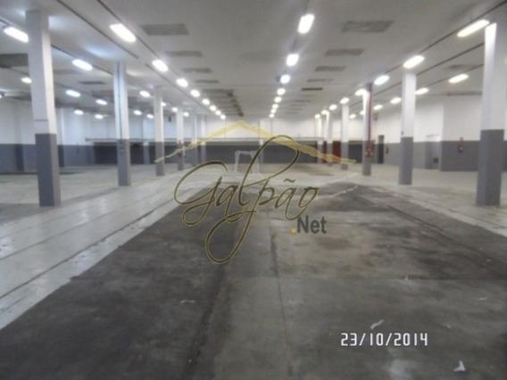 Ga2075 - Alugar Galpão Em Osasco Dentro De Condomínio Fechado - Ao Lado Da Estação De Trem - Ga2075 - 33873579