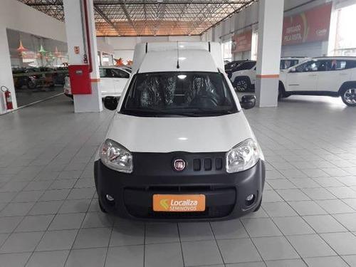 Imagem 1 de 9 de Fiat Fiorino 1.4 Mpi Furgão Hard Working 8v Flex 2p Manual