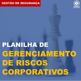 Planilha Análise De Riscos Corporativos