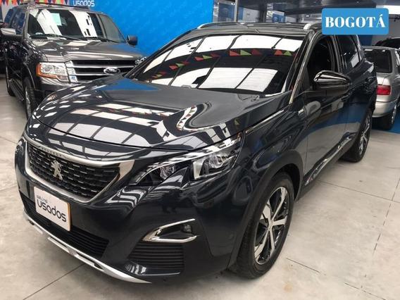 Peugeot 3008 Gt-line 1.6 Aut 5p 2018 Efr715