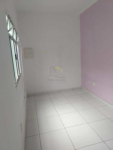Casa Com 2 Dorms, Esplanada Dos Barreiros, São Vicente - R$ 265 Mil, Cod: 1668 - V1668