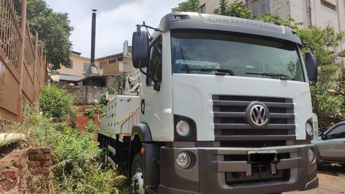 Caminhão Vw/31.330, 6x4, Digger Derrick Terex