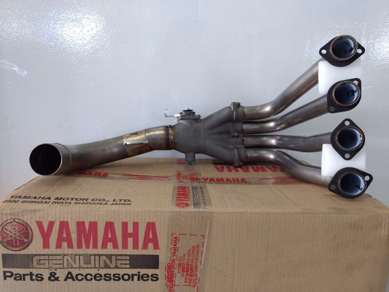 Escapamento (curva) Yamaha Yzf R1 04