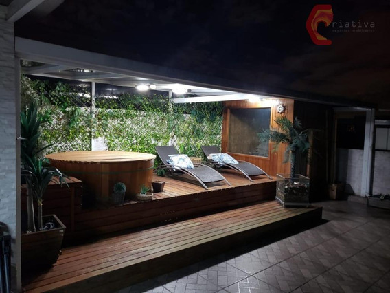 Cobertura Com 3 Dormitórios À Venda, 160 M² Por R$ 689.000 - Vila Carrão - São Paulo/sp - Co0065