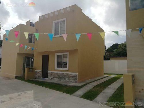Casa En Venta En Tampico, Col. México