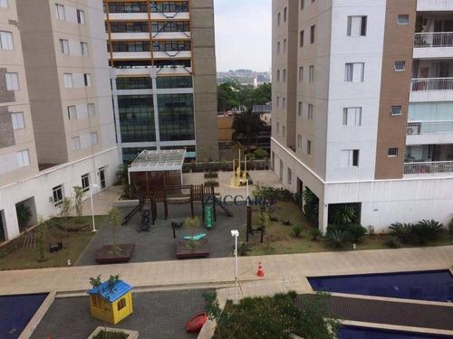 Apartamento À Venda, 103 M² Por R$ 615.000,00 - Centro - Guarulhos/sp - Ap14202