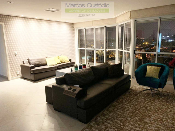 Apartamento Com 3 Dorms, Jardim São Caetano, São Caetano Do Sul - R$ 1.35 Mi, Cod: 1194 - V1194