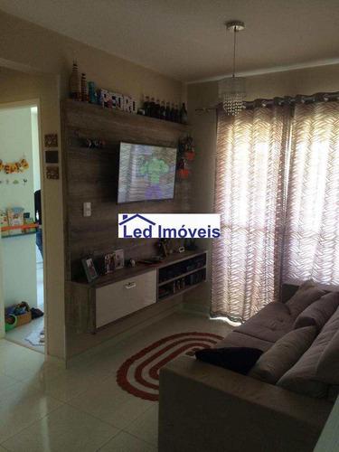 Imagem 1 de 16 de Apartamento Com 2 Dorms, Conceição, Osasco - R$ 219 Mil, Cod: 131 - V131