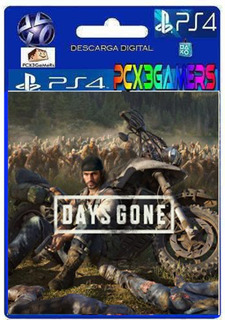 Days Gone Ps4 Pcx3gamers