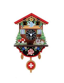 Reloj De La Casa Kikkerland Cl60