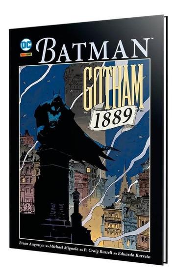 Batman: Gotham 1889 - Capa Dura - Dc Comics