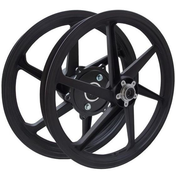 Rodas Esportiva Bros150 160 Esd (freio Disco Dianteiro) Scud