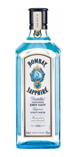 Gin Bombay Sapphire 750ml /original Sellado
