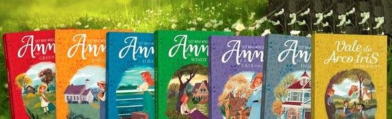 Série Completa Anne With E 7 Livros Ciranda Cultural