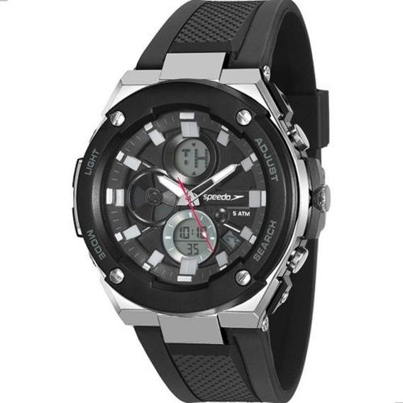 Relógio Speedo Masculino Analógico Digital 81189g0evnp1