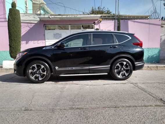 Honda Cr-v 1.5 Turbo Plus Cvt 2018