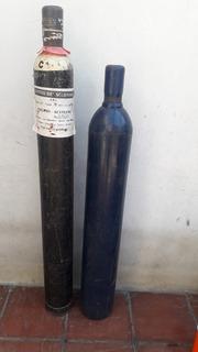 Tubo Acetileno Y Oxígeno Para Soldar
