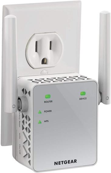 Netgear Wifi Range Extender Roteador Ac750 Pronta Entrega