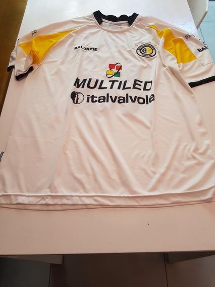 Camiseta Comunicaciones Suplente 2008/2009 #18
