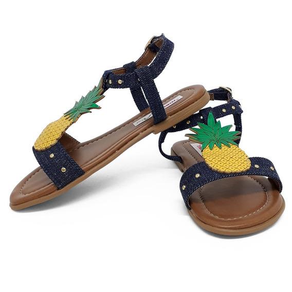 Sandália Abacaxi Jeans
