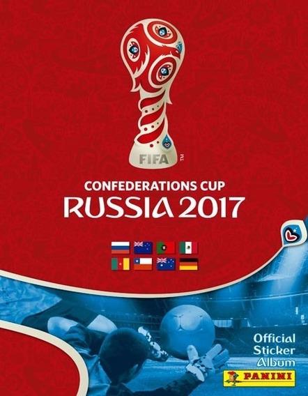 Estampas Sueltas Copa Confederaciones Rusia 2017 Panini