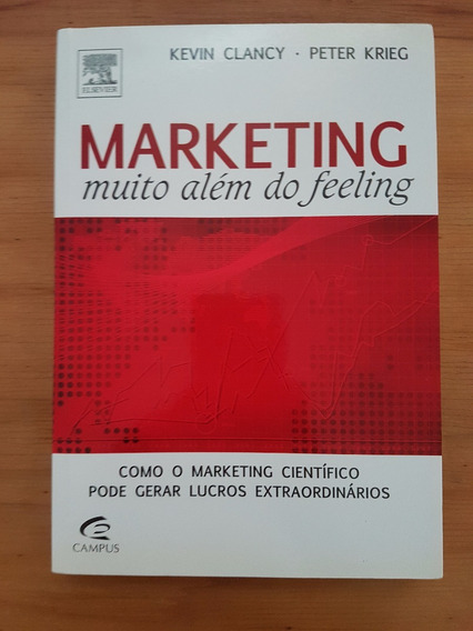 Marketing Muito Além Do Feeling