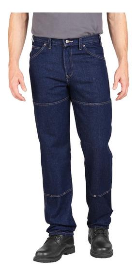 Pantalon Industrial Dickies Ld200 Mezclilla