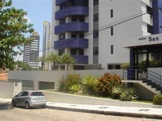 Apartamento Com 3 Dormitórios À Venda, 156 M² Por R$ 500.000,00 - Tirol - Natal/rn - Ap1239
