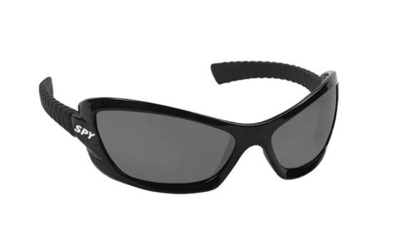 Óculos De Sol Spy Original - Modelo Bogu 40 Preto - Escuro