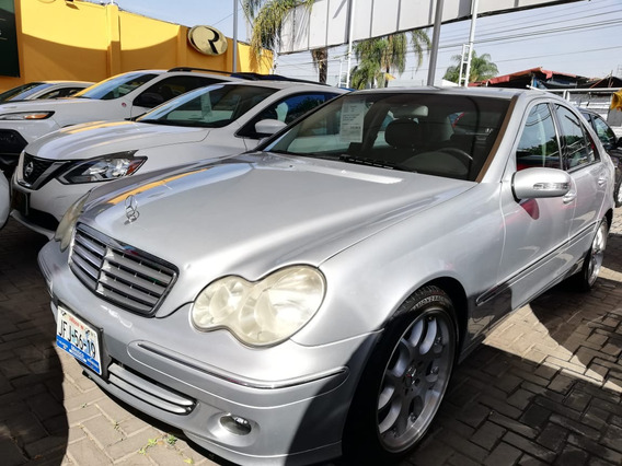 Mercedes-benz Clase C 3.0 280 Elegance At