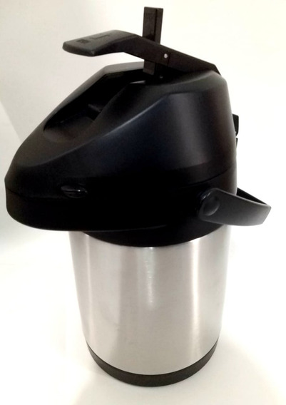 Garrafa Térmica Inox 2,5 Litros Tereré Chimarrão Bebidas