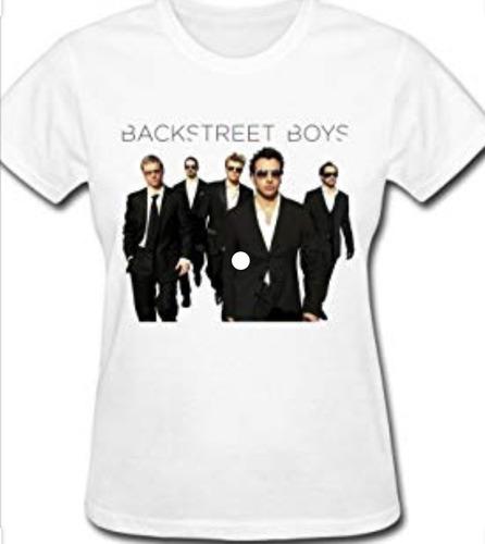 Backsteet Boys Remeras No Te Quedes Sin La Tuya!!!