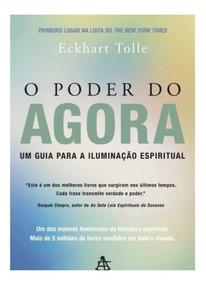 Livro O Poder Do Agora - Eckhart Tolle Novo Original
