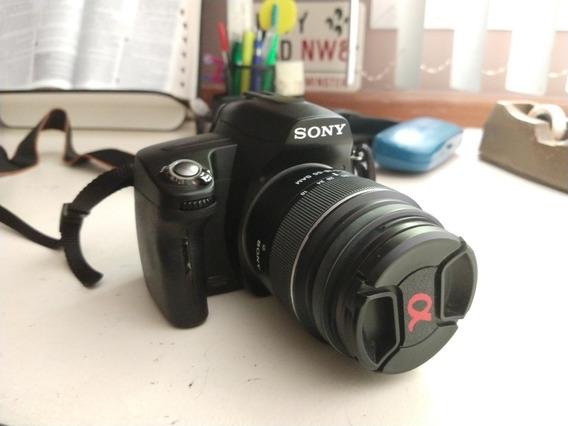 Câmera Fotográfica Sony Alpha 290 (leia Anúncio)
