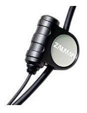 Combo Microfone Lapela Zalman Zm-mic1 + Adaptador Smartphone