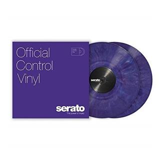 Serato Vinilo X2 De Control Scratch Live Dj 12 Performance