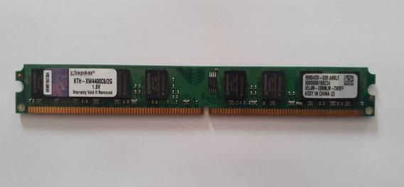 Combo Memorias Ram Ddr2 - Ddr3