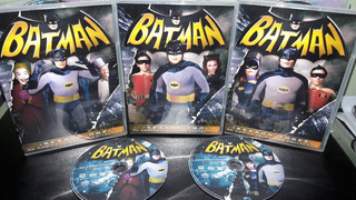 Dvd Série Batman 1966 - Completa Dublada Digital Com Box