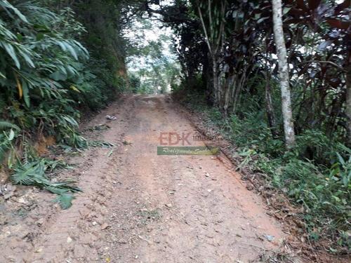 Imagem 1 de 3 de Chácara Com 6 Dormitórios À Venda, 25400 M² Por R$ 297.000,00 - Bom Sucesso - São José Dos Campos/sp - Ch0130