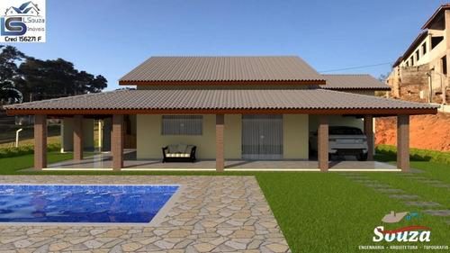 Imagem 1 de 7 de Chácara Para Venda Em Pinhalzinho, Zona Rural, 3 Dormitórios, 1 Suíte, 2 Vagas - 1056_2-1186153