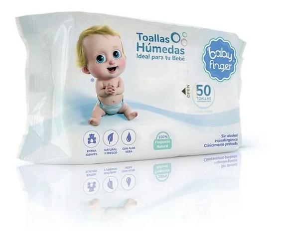 Toallitas Toullas Tuallitas Humedad Para Bebe Alive Pañales