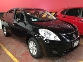 Nissan Versa Advance Std 5 Vel Ac 2014